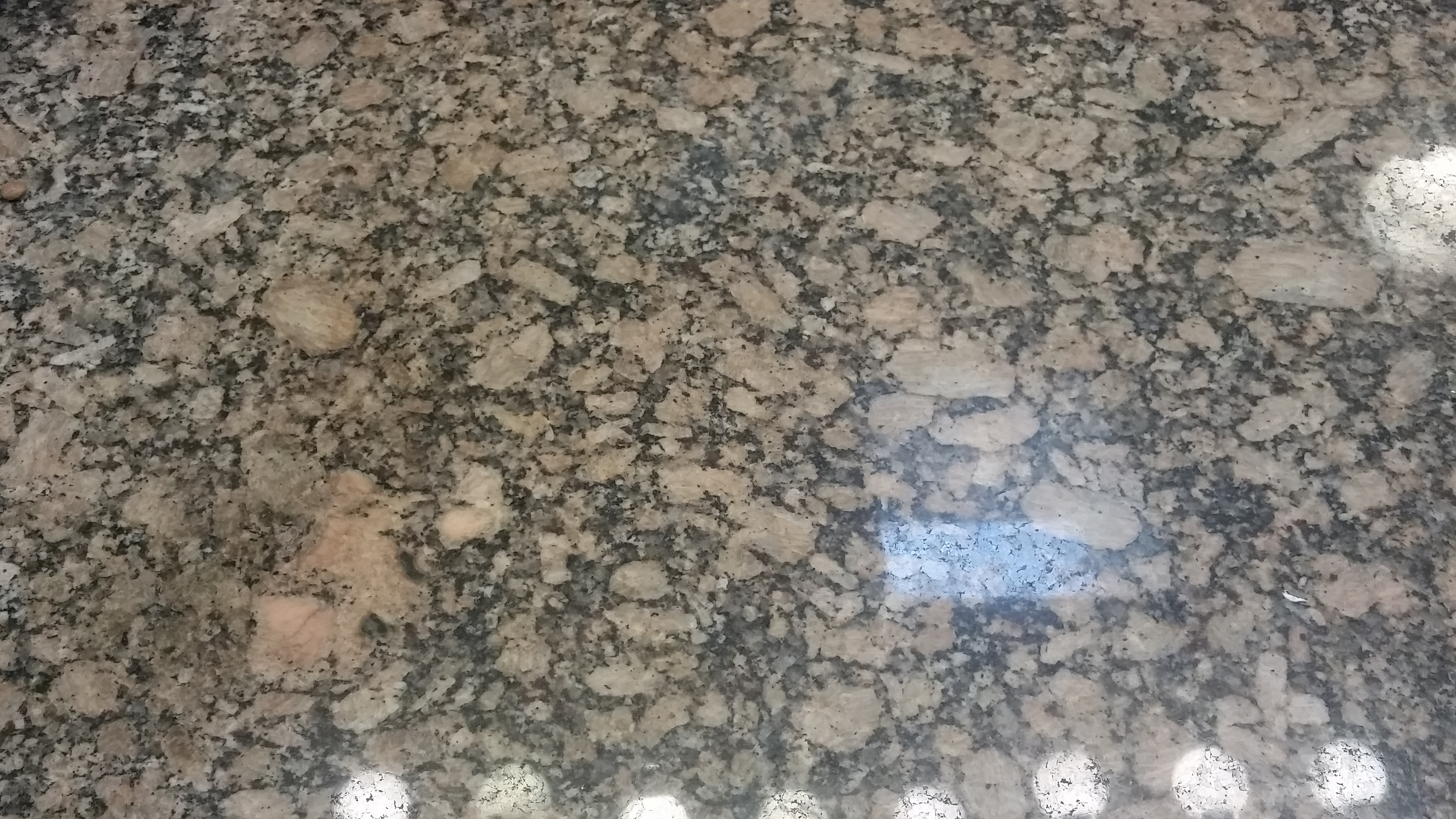 Granite Bathroom Counter Top and Vanity